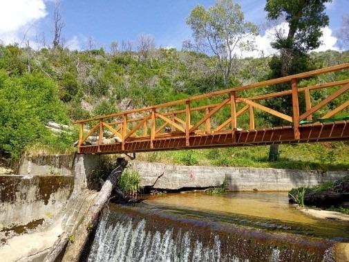 Ponte do Açude da Ribeira de São Pedro