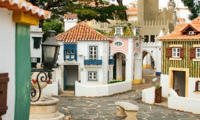 Parque lúdico Portugal dos Pequenitos
