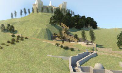 Castelo de Porto de Mós / Município de Porto de Mós