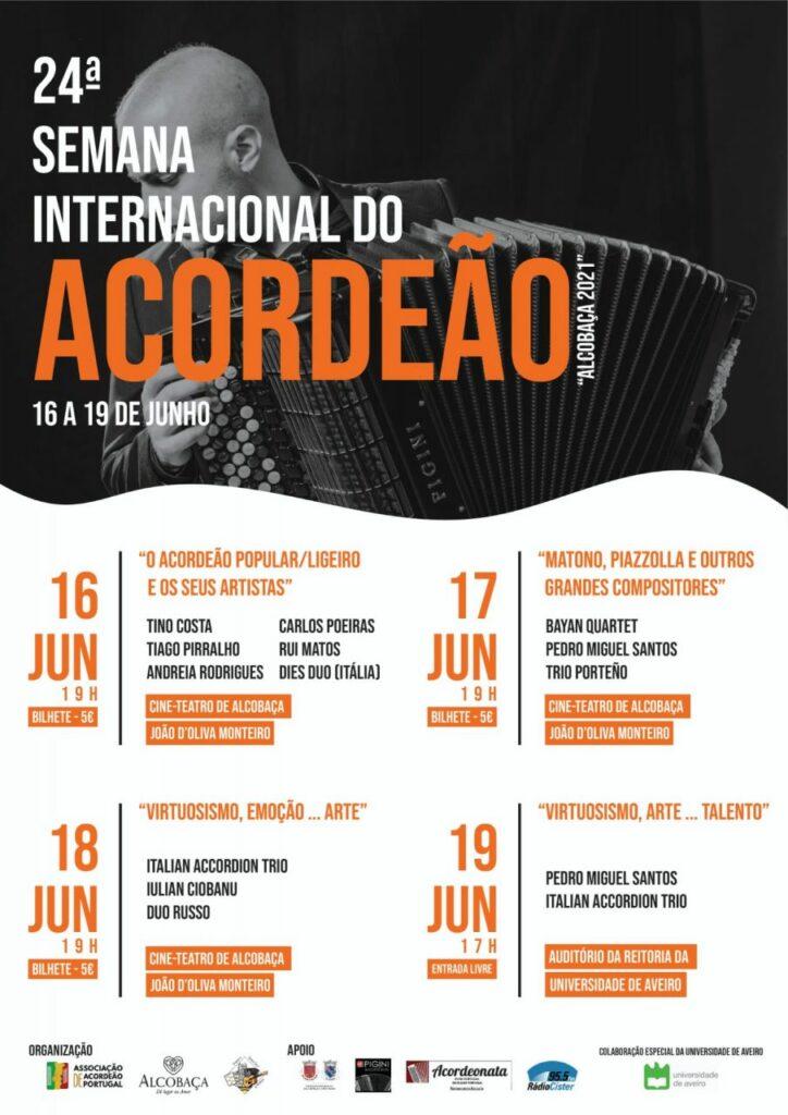 Semana Internacional do Acordeão Alcobaça