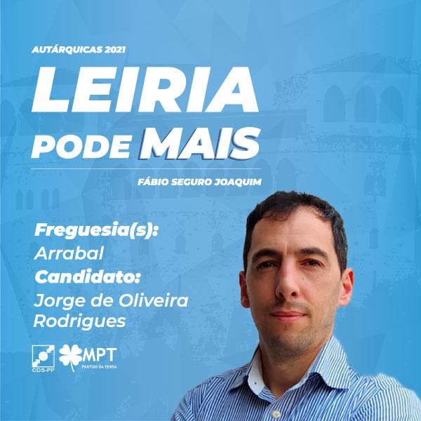 Jorge de Oliveira Rodrigues